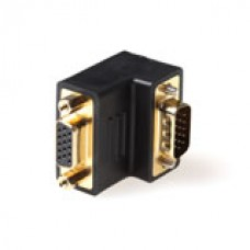 Ab9066 vga angled adapter m/f down