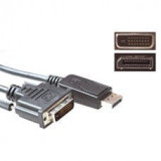 1.8m, DisplayPort/DVI -D