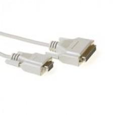 Ak7262 null modem 09f/25f mol 1.80m