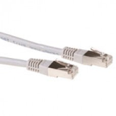 Fb9000 cat6 s/ftp lszh grey 0.50m